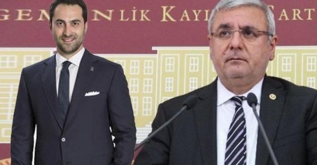 Ak Parti'de Kavga! Arınçın Oğlu ile Mehmet Metiner Birbirine Girdi!