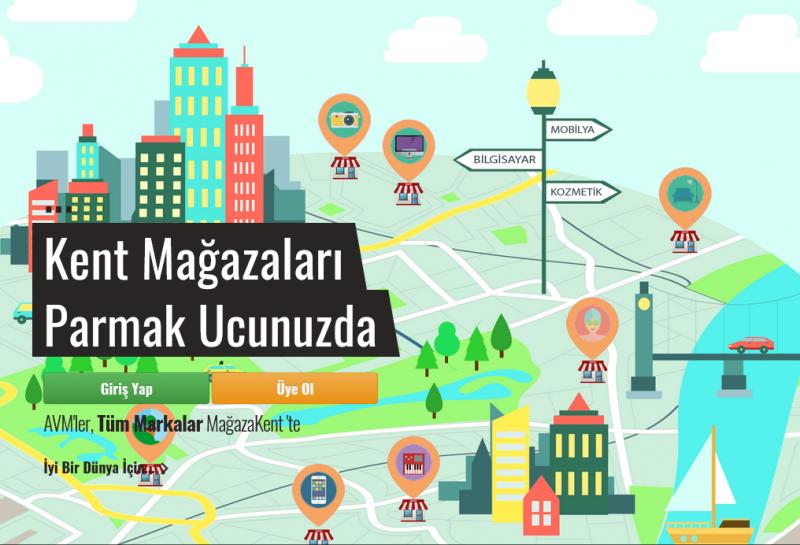 İstanbul Alışveriş Rehberi Mağaza Kent