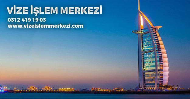Dubai Turistik Vize İşlem Merkezi