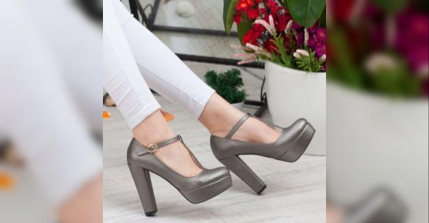 Topuklu Ayakkabı Seçiminin Püf Noktaları