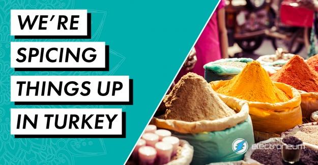 Türkiye'deki tüm mobil kullanıcılar Electroneum kripto parası ile dakika ve internet yükleyebiliyor