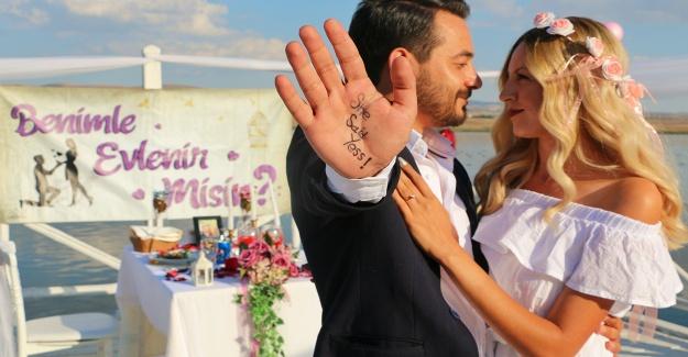 Ankara Evlilik Teklifi Organizasyon Firması
