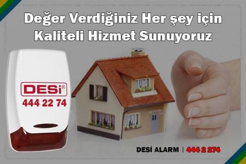 Desi Alarm Fiyatları ve Güvenlik Sistemleri