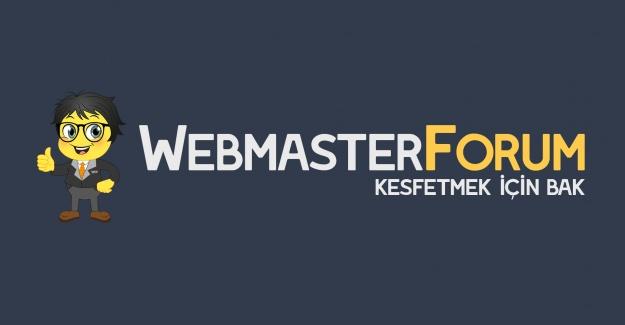 Webmaster Forumları Sayesinde Basit Ticaret