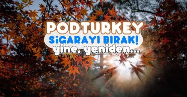 Pod Turkey Siparişleri Bolu'ya 24 Saatte Teslimat