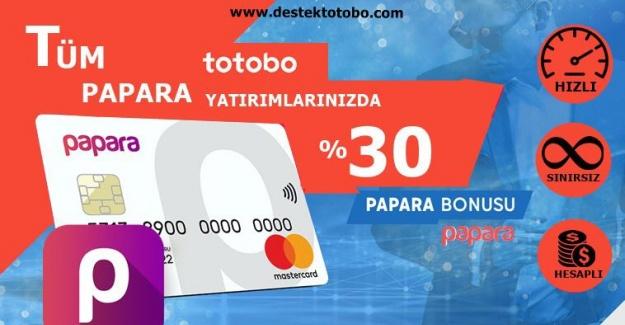 Totobo Bahis Sitesi