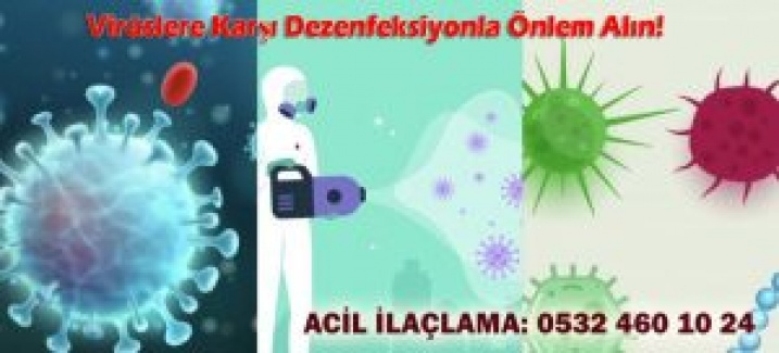 Virüs İlaçlama