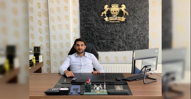 """Golden Silva KozmetikYönetim Kurulu BaşkanıAdnan Karakeçi """"Parfüm Sektörü Koronavirüse Rağmen Büyüyecek"""""""