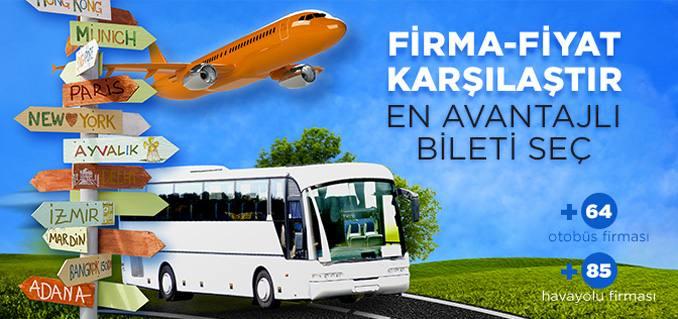 Otobüs Bileti Farkvar.com