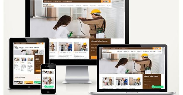 Hazır Temizlik Firması Sitesi