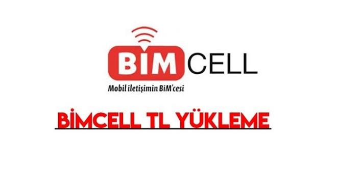 Online Olarak Bimcell TL Yükleme Hizmeti