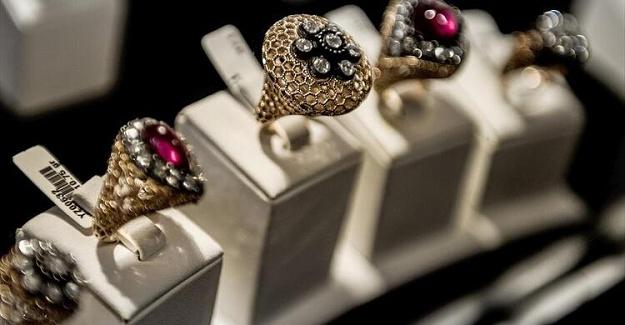 Mücevher İhracatı 7 Ayda 3,3 Milyar Dolara Yaklaştı