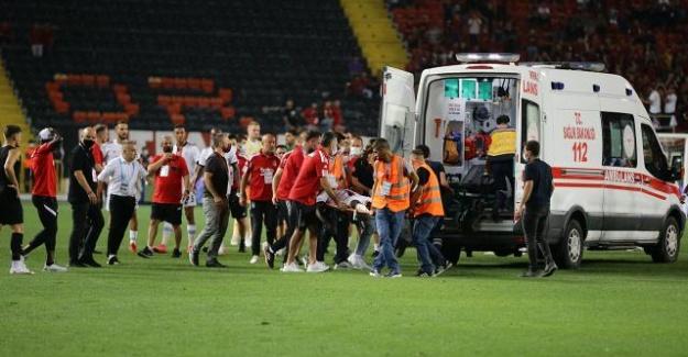 Beşiktaş'tan N'Sakala'nın sağlık durumuna ilişkin açıklama