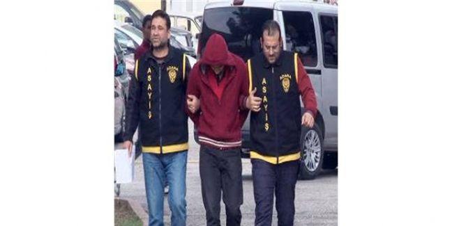 Adana'da bir taksiciyi 75 lira dolandıran zanlı, çıkarıldığı mahkeme tarafından tutuklandı.