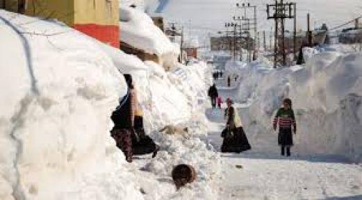 Amasyada Kar Tatili - 8 Ocak Perşembe Amasyada okullar tatil mi (Hangi İlçeler)