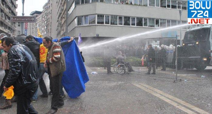 AYM: Polis Müdahalesi Hak İhlali!