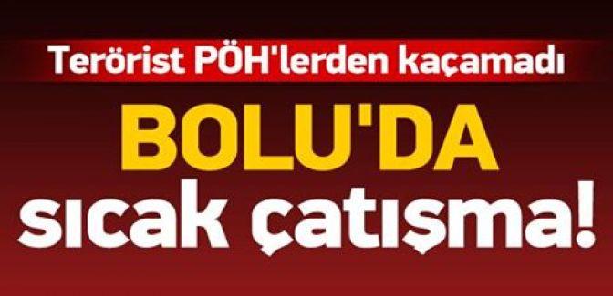 Bolu'da PKK'ya Ağır Darbe! Operasyon Film Sahnelerini Aratmadı!