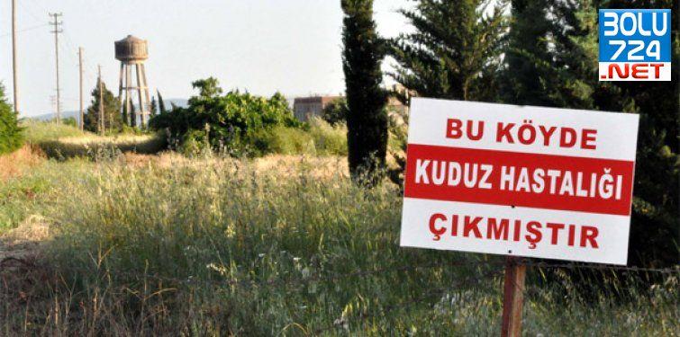 Bozhöyük Köyünde Kuduz Köpek Şoku! Köy 6 Ay Karantinaya Alındı!