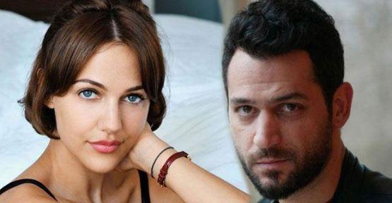 Bu dizi çok konuşulur! Meryem Üzerli ve Murat Yıldırım