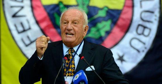 Efsane Başkan FENER'li Futbolculara Sert Çıktı: MADEM ÖYLE PARAYIDA ALMASINLAR