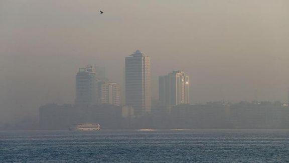 Ege'de Hava Kirliliği Sorunu! İzmir'liker Dikkat!