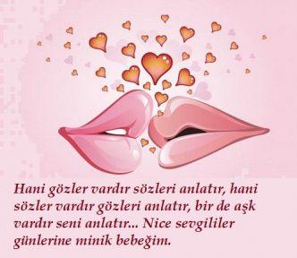 En Güzel 14 Şubat Sevgililer Günü Mesajları Paylaş Yolla (Yeni ve Kısa Sevgililer Günü Mesajları)