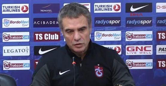 Ersun Yanal, Napoli Maçı Öncesi Açıklamalarda Bulundu