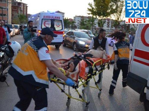 Eskişehir'de Silahlı Kavga 3 Yaralı