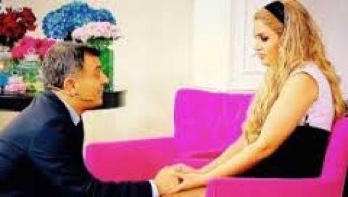 Esra Erol'da beyaz atlı prens aşkına evlilik teklifi etti.