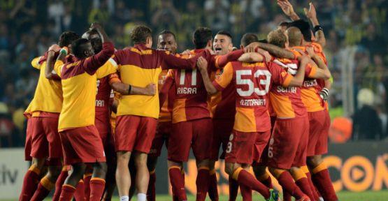 Galatasaray Lig Şampiyonluğunu Garantiliyor