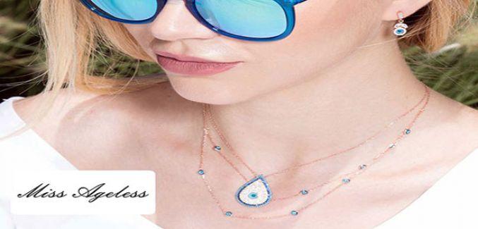 Gümüş Takıların Adresi Miss Ageless'ın Web Sitesi Açıldı