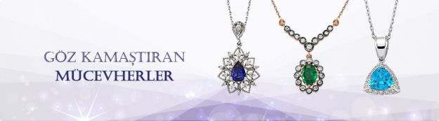 Harika Pırlanta Mücevher Takılar Gizzaro'da