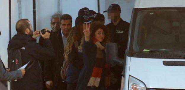 HDP İzmir İl Eş Başkanı Göz Altına Alındı