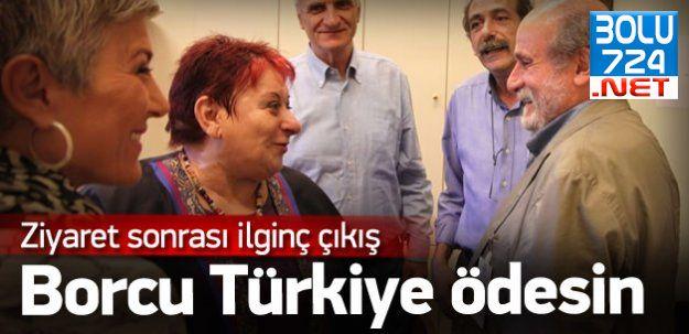 HDP'li Vekil Ertuğrul Kürkçü'den İlginç Çıkış! Yunanistan'ın Borcunu Türkiye Ödesin