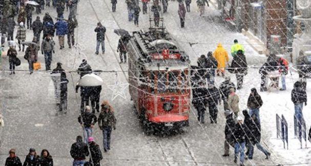 İstanbul'da Kar Yağışı! İşte Son Durum