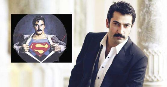 Karadayı'ya Süperman baskılı tshirt!