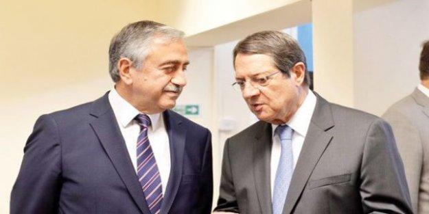 Kıbrıs Müzakerelerinde Pozitif Hava Bulunmuyor!