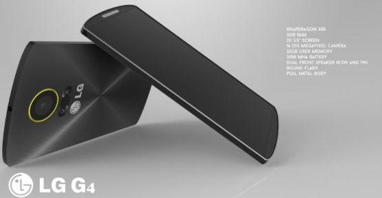 LG G4 Geliyor!! Lg G4 Ne Zaman Çıkacak Merakla Bekleniyor?