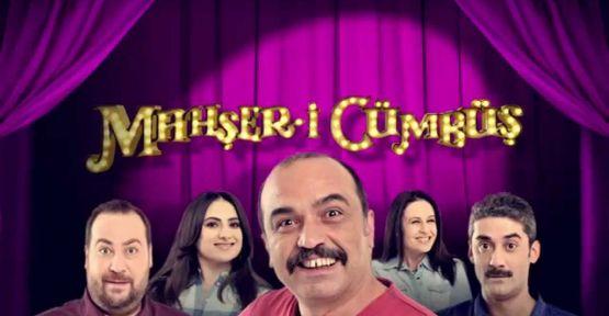 Mahşer-i Cümbüş Star Tv'de tekrar ekranlarda yeni konukları ile bomba gibi giriş yapacak!