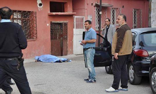 Mersin-Tarsus'ta Korkunç Olay! Önce Sevgilisi Vurdu Sonra İntihar Etti!