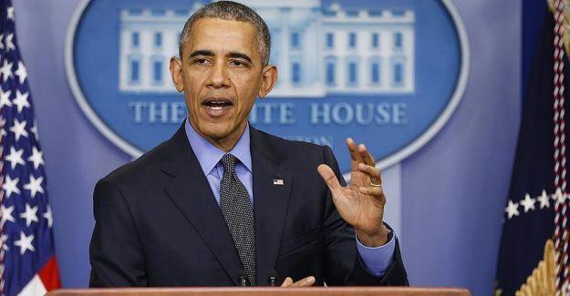 Obama'dan Esed Hakkında Şok Konuşma! Meşrutiyetini Kaybetti