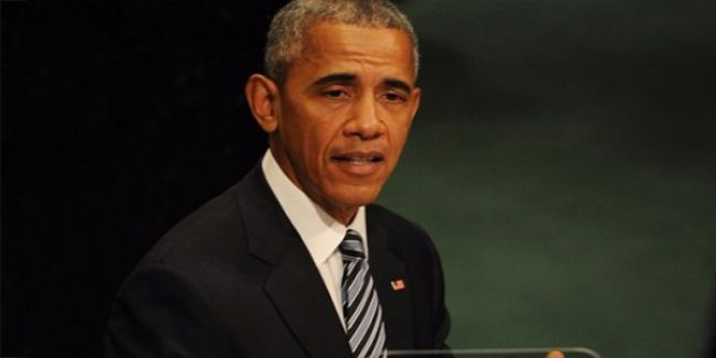 Obama'dan İtiraf!
