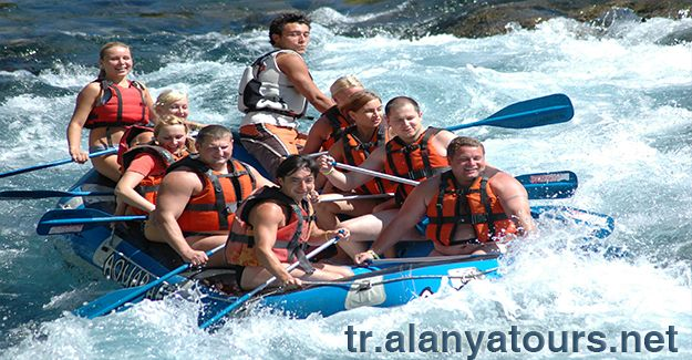 Popüler Alanya Turları