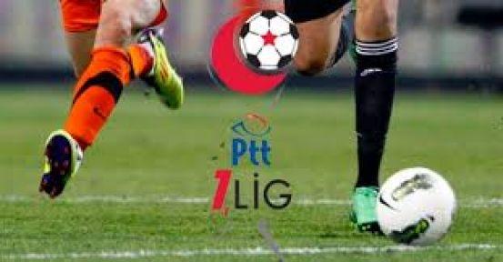 ptt 1. lig sonuçları ve puan durumu (PTT 1. LİG TOPLU SONUÇLAR)