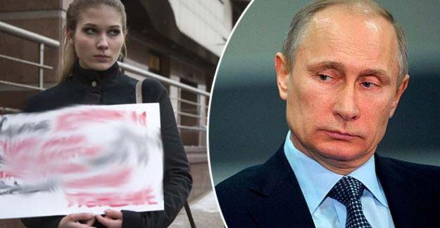 Putin Kazdığı Çukura Düştü!