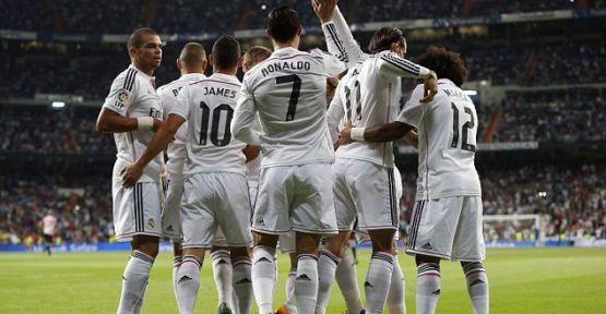 Real Madrid'de Sakat Oyuncuların Listesi Uzuyor