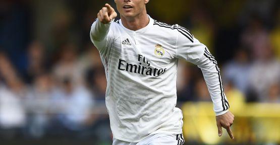 Schalke 04 Maçında Cristiano Ronaldo 1 Gol 1 Asist Yaptı