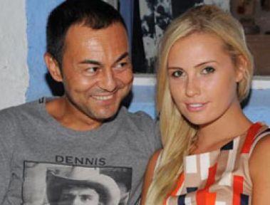 Serdar Ortaç eşinin hamile olması iddialarına karşılık net konuştu!
