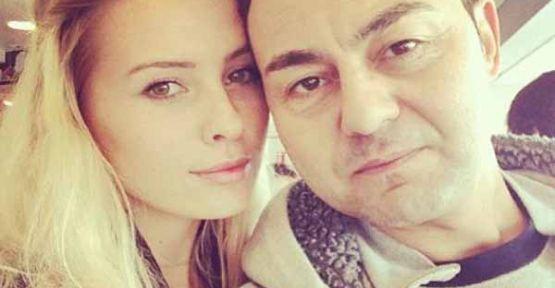 Serdar Ortaç'ın manken eşi Chloe hastaneye kaldırıldı!