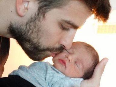 Shakira ve Pique çiftinde bir erkek çocuk daha!